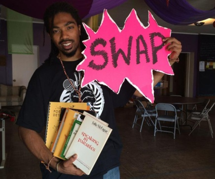 Free Market: swapping books