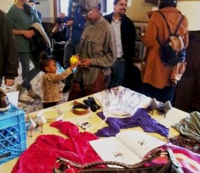 Free Market: children swap!