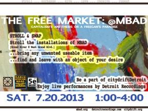 Free Market: Swap @ MBAD